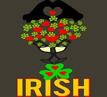 ㋡♥♫Love Irish Fantabulous Clothing & Stickers♪♥㋡ Womens Fitted T-Shirt