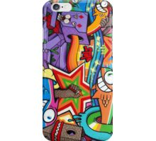 Random Chaos iPhone Case/Skin