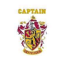 Gryffindor Captain Photographic Print
