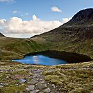 Angle Tarn - Rossett Pike, Cumbria by David Lewins LRPS