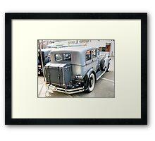 1930 Pierce Arrow1 Framed Print