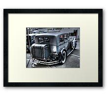 1930 Pierce Arrow2 Framed Print