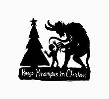 Keep Krampus in Christmas T-Shirt