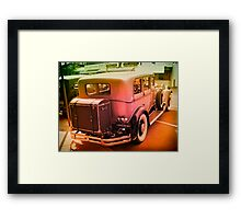 1930 Pierce Arrow3 Framed Print