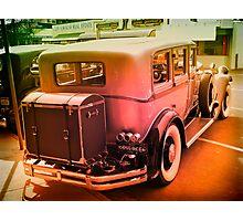 1930 Pierce Arrow3 Photographic Print