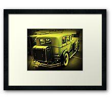 1930 Pierce Arrow4 Framed Print