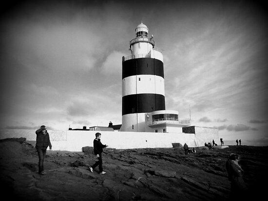 Hook Lighthouse, Wexford Ireland. by Finbarr Reilly