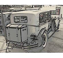 1930 Pierce Arrow5 Photographic Print