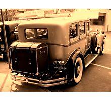 1930 Pierce Arrow6 Photographic Print
