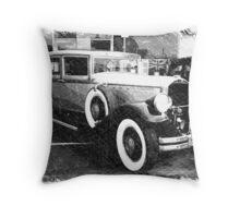 1930 Pierce Arrow8 Throw Pillow