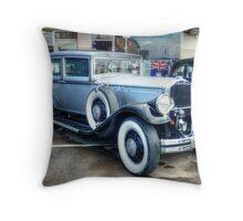 1930 Pierce Arrow10 Throw Pillow