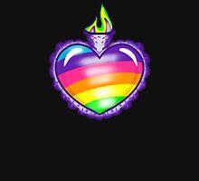 Sacred Heart Folder Art Unisex T-Shirt
