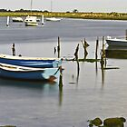 Werribee Boats  by Adam Price