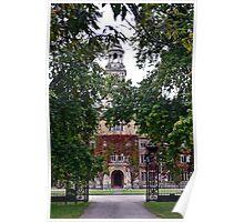 Thoresby Hall Poster
