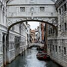 Venice Canal by Thasan