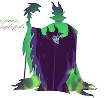 Maleficent by KeriiLynne