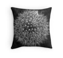 Dandelion Dream Throw Pillow