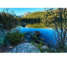 Bear Lake Colorado Photographic Print