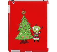 Christmas Gir iPad Case/Skin