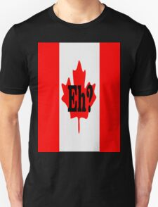 •°♥§Canada Flag with Eh Clothing & Stickers§♥°• T-Shirt