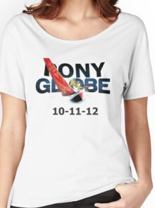 Pony Globe '12 Women's Relaxed Fit T-Shirt