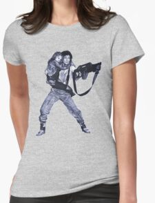 ...mostly Womens Fitted T-Shirt
