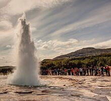 Strokkur 02 - Iceland by YorkStCreative