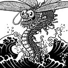 Dragon Fly by Meerkatsu