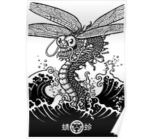Dragon Fly Poster