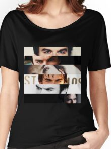 Ian Somerhalder's Eyes! Women's Relaxed Fit T-Shirt