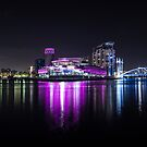 Media City Manchester And Lowrie Centre by Paul Madden