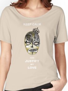 MDNA - Keep Calm Women's Relaxed Fit T-Shirt