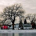 It Must Be Winter in my Heart by Michael McCann