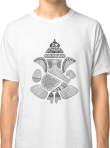 Ganesha Doodle Art | Doodle Lord Ganesha | Handmade doodle Classic T-Shirt