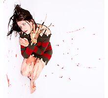 Freddy's Girl Photographic Print