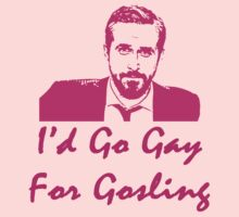 Gay For Gosling by inesbot