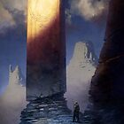 Barbarian and Megalith by Christopher Balaskas