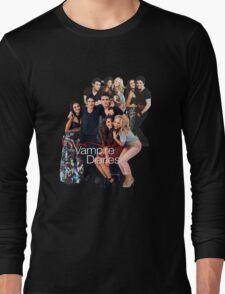 TVD Cast Long Sleeve T-Shirt