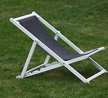 deck chair by mrivserg