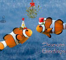 Fishy Christmas by Krys Bailey