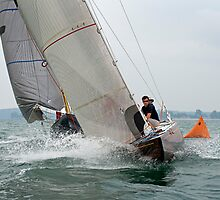Rounding the Windward Mark by wolftinz