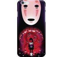 Spirited Away - Jaws No Face iPhone Case/Skin