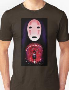Spirited Away - Jaws No Face T-Shirt
