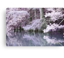 Whimsical Cypress Canvas Print