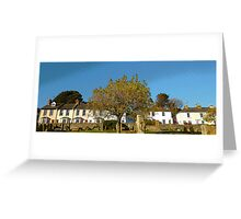 Kentish cottages  Greeting Card