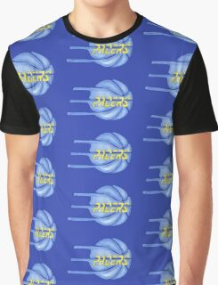 PACERS hand-drawing Graphic T-Shirt