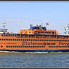 Staten Island Ferry by Mikell Herrick