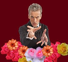 Twelfth Doctor by Roisin  Sheridan Bryson