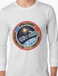Apollo–Soyuz Test Project (ASTP) Logo Long Sleeve T-Shirt