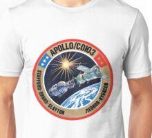 Apollo–Soyuz Test Project (ASTP) Logo Unisex T-Shirt